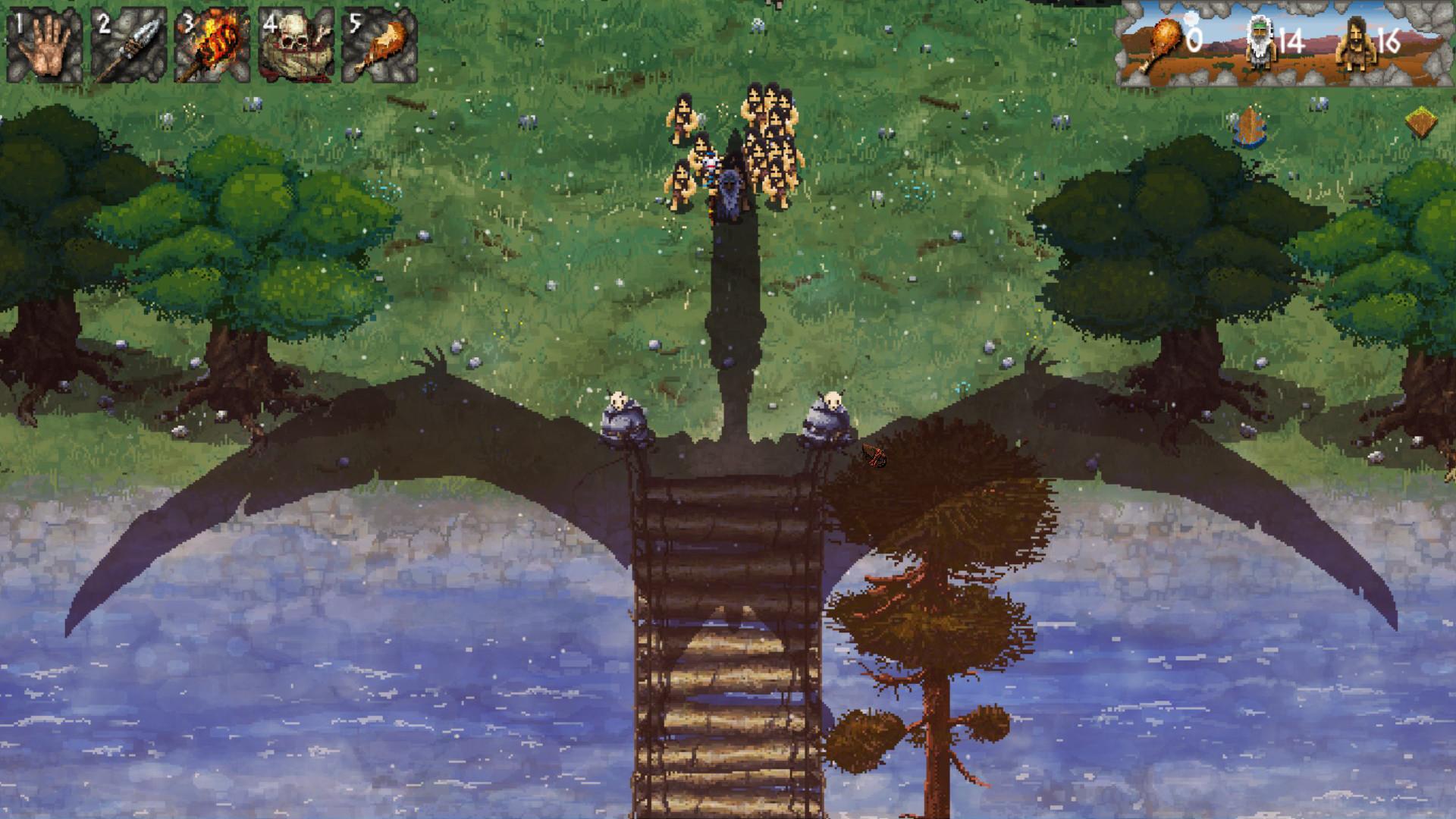 部落迁徙 游戏截图