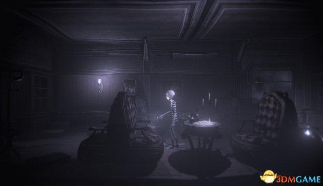 <b>心理恐怖游戏作品《DARQ》公布全新视频与截图</b>