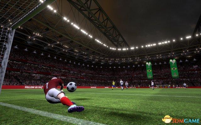多年梦想成现实 《足球国度VR 2019》现已发售
