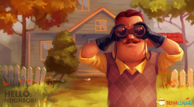 《你好邻居》续干《凹隐秘邻居》颁布匹 E3正式表态