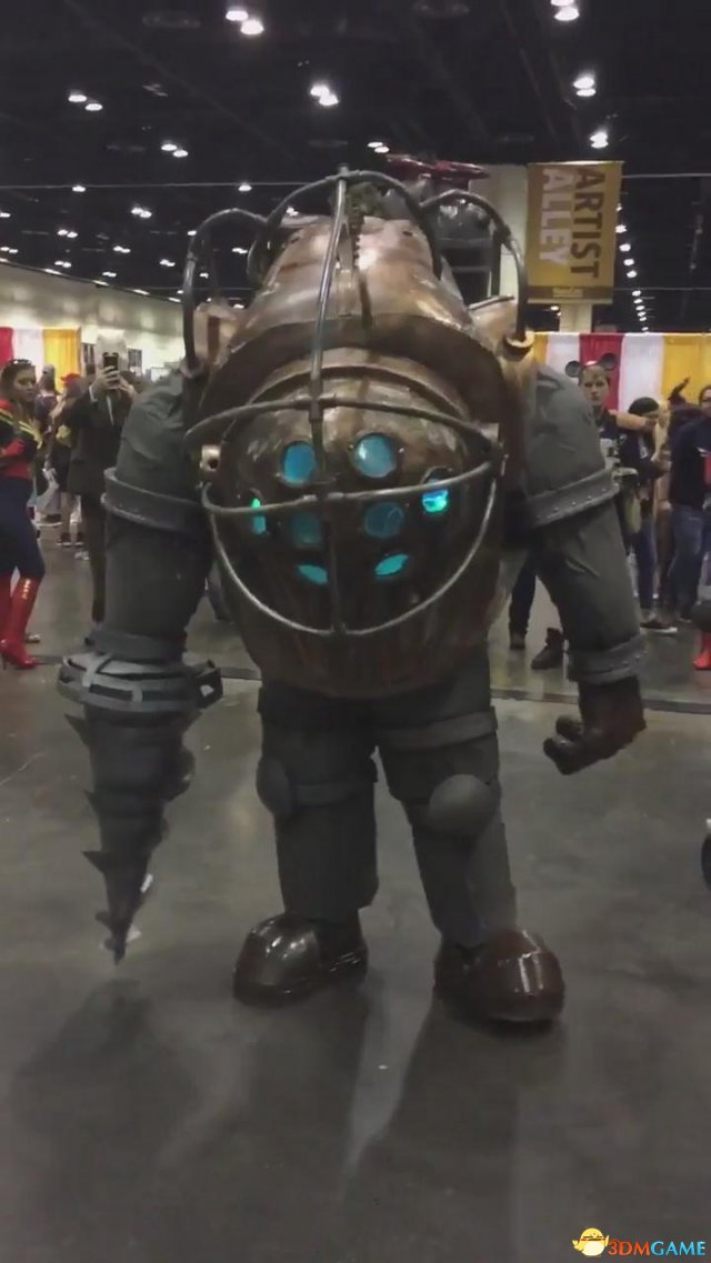生化奇兵:无限 BioShock Infinite - 叽咪叽咪 | 游戏评测