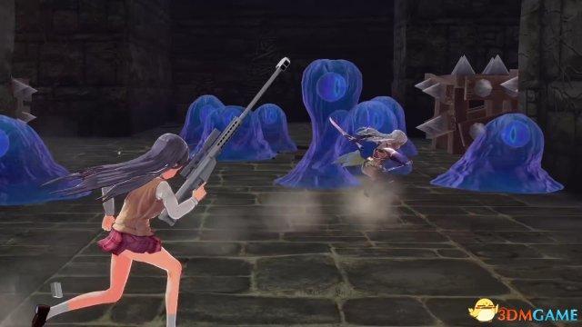 《子弹少女:幻想》游戏演示:满足你所有的幻想