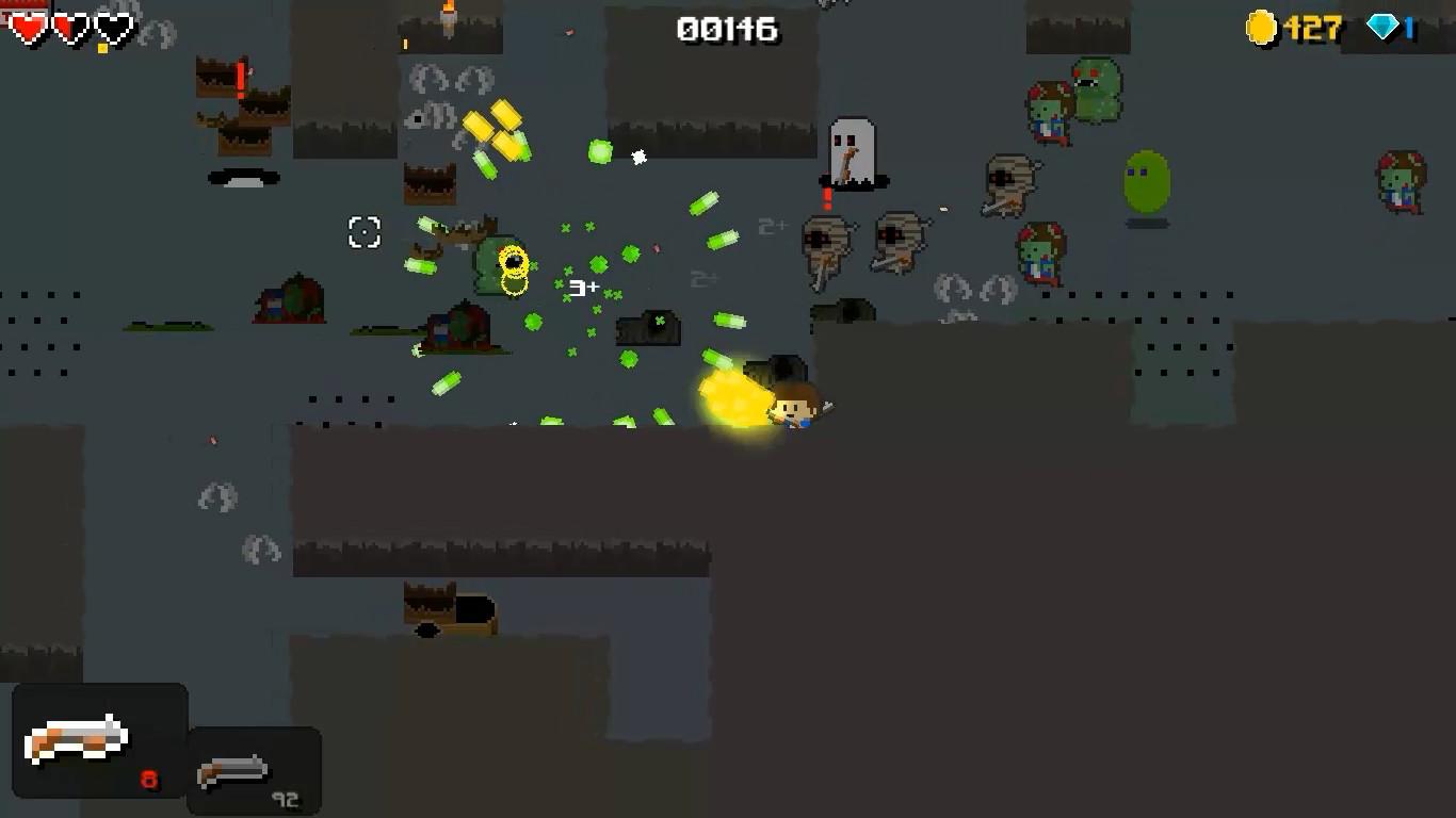 冒险游戏:怪兽传奇 游戏截图