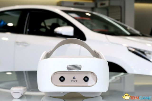与时俱进更安全 丰田联合HTC推广VR汽车试驾系统
