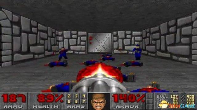 毁灭战士2 1994年发售