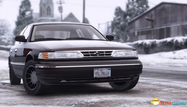 侠盗猎车5 福特维多利亚皇冠1996版车辆MOD