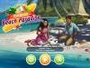 绘图方块:海滩天堂 游戏截图