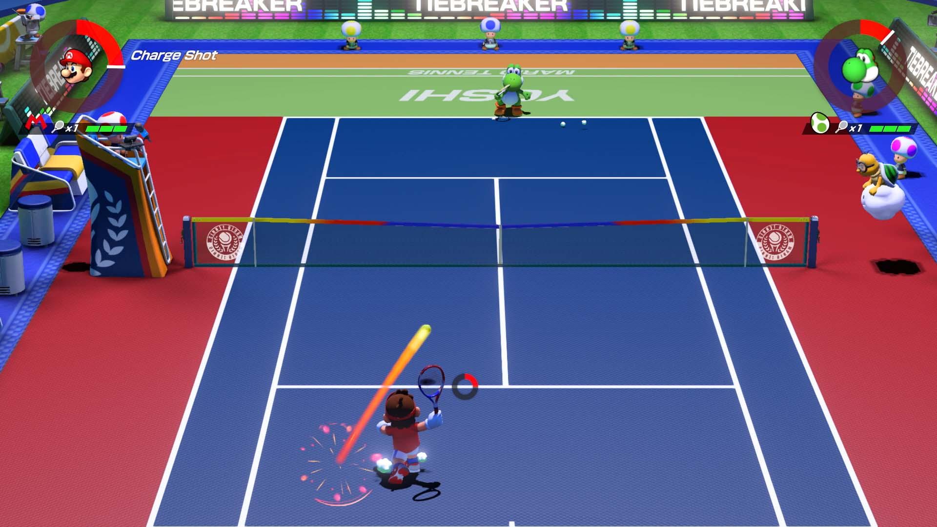 任天堂又出大杀器《马里奥网球Aces》发售日泄露