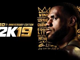 NBA 2K19 游戏截图