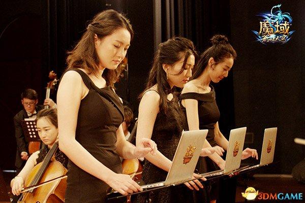 万元钢琴助阵魔域音乐大赛! 抖音小姐姐先奏为敬?