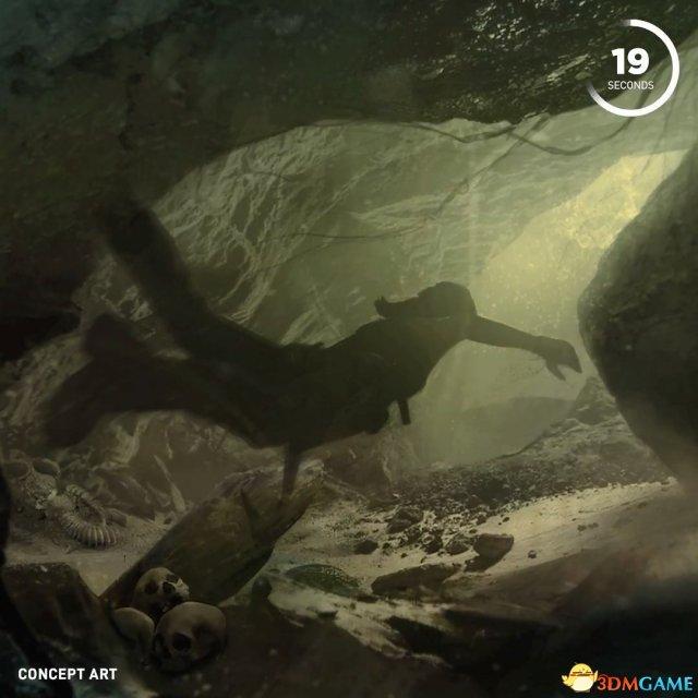 《古墓丽影:暗影》新视频 劳拉飞檐走壁场面刺激