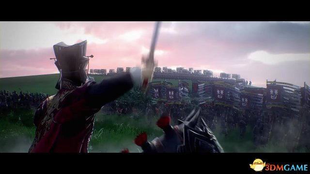 硬核三国游戏《全面战争:三国》曹操宣传片公布