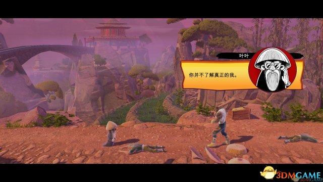 3DM汉化组制作《功夫鲨鱼:传奇重生》完整汉化发布