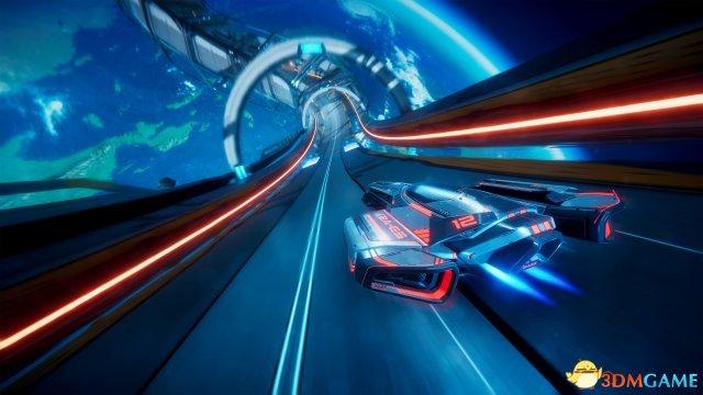 科幻竞速《反重力先锋》发售 国区80元支持简中