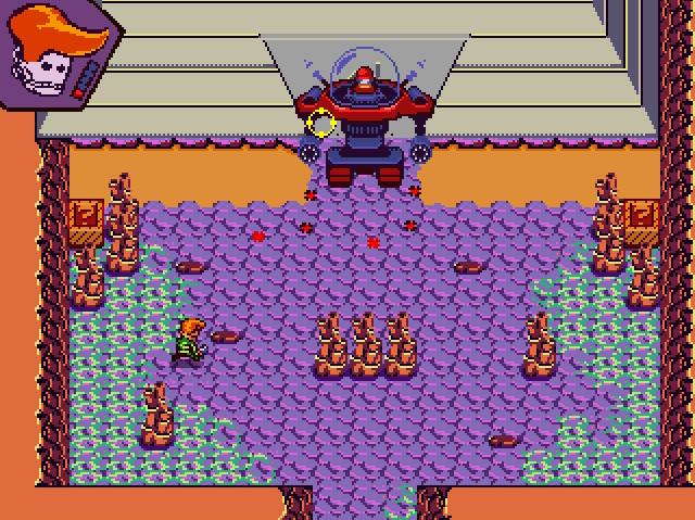 金星复仇 游戏截图