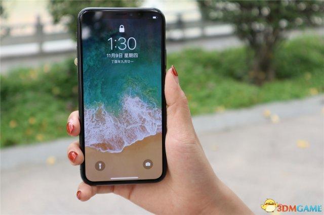 苹果iPhone X Plus屏幕曝光:6.5英寸可能性很大