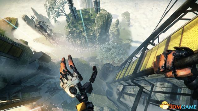 机器人大冒险 蜘蛛侠开发商VR大作《Stormland》
