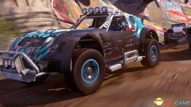 《Onrush》 IGN 8.2分 让你忘掉对赛车游戏的认知