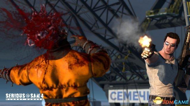 《英雄萨姆4:星球恶棍》公布最新截图与细节信息