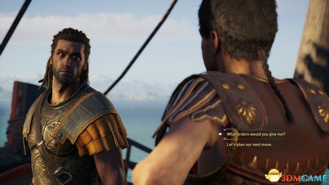 E3 2018:《刺客信条:奥德赛》首批截图泄露