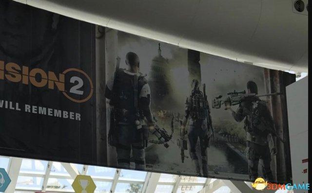 E3全境封锁2宣传图曝光,设定在华盛顿DC