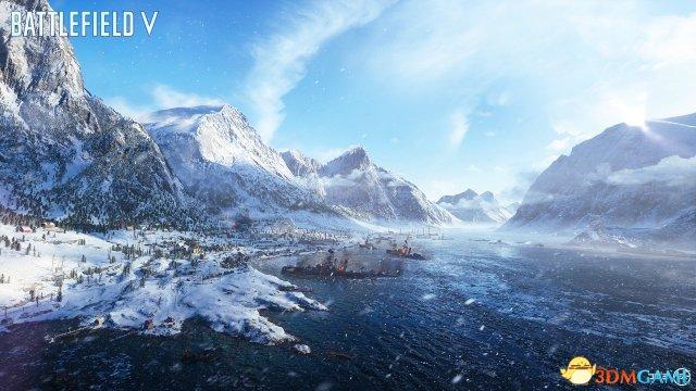 E3 2018:《战地5》酷炫新截图 寒霜引擎画面真实