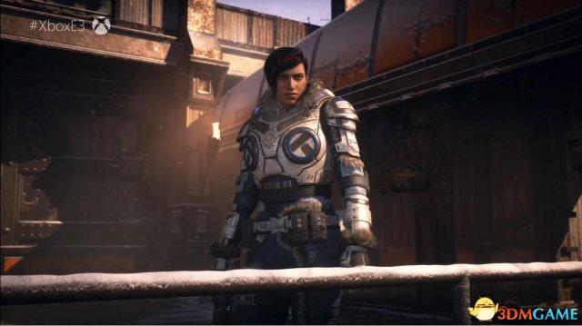 E3 2018:《战争机器5》公布 2019年正式发售