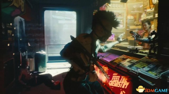 E3 2018:《赛博朋克2077》预告片 上市日期别问
