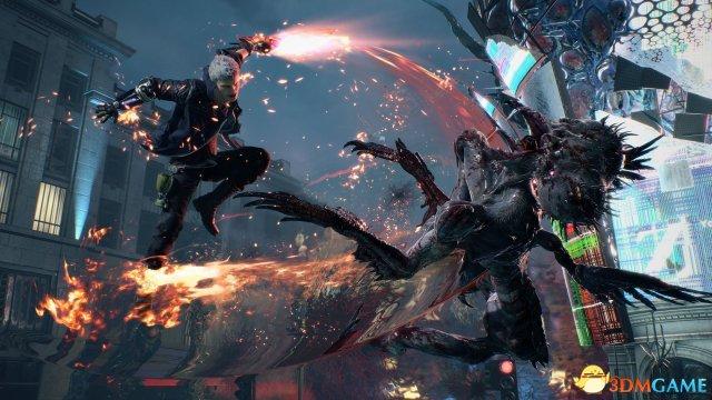 E3 2018:《鬼泣5》详细情报公布 尼禄成为主角