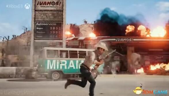 E3 2018:《絕地求生》Xbox版預告!年內大量更新