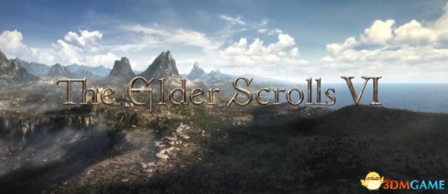 E3 2018:《上古卷轴6》首度公开!