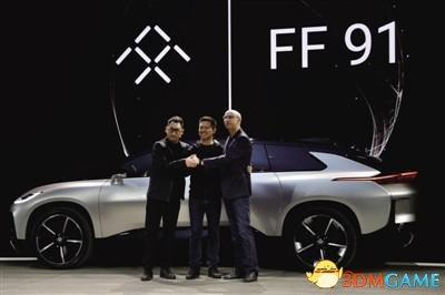 FF91真来了:即将进入量产阶段 贾跃亭能否翻身?