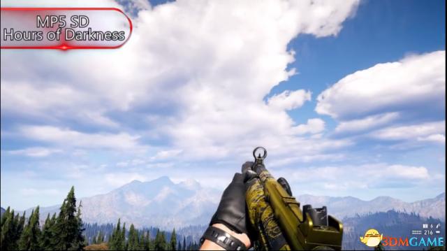 孤岛惊魂5黑暗时刻DLC全武器及枪声视频展示