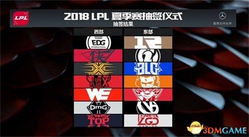 揭幕战IGvsJDG 2018LPL夏季赛今日开战