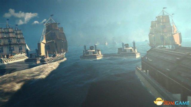 E3 2018:模拟经营《纪元1800》预告 开拓新大陆