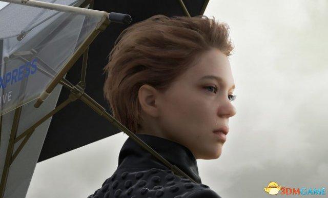 <b>E3 2019:《死亡搁浅》新图欣赏 高冷小姐姐太美</b>