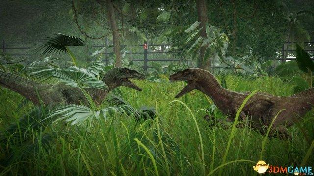 恐龙<a class='simzt' href='http://www.3dmgame.com/games/rakuen/' target='_blank'>乐园</a> 《侏罗纪世界:进化》中文豪华版下载