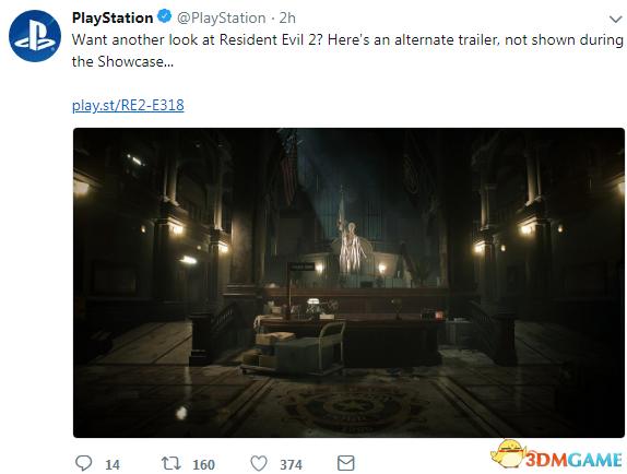 E3:《生化危机2》重制版另一部预告 曝实战玩法
