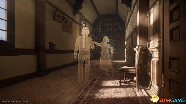 E3:黑魂开发商VR游戏《Deracine》曝新游戏截图