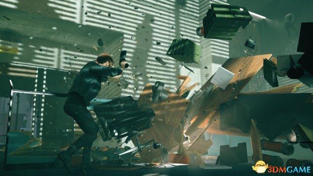 E3 2019:Remedy新作《控制》首批截图和细节