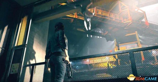 E3 2018:《量子破碎》工作室新作《控制》公布!