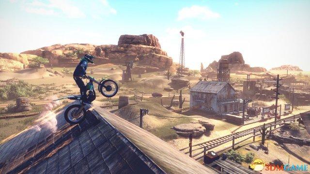 E3 2019:《特技摩托:崛起》首批截图和细节
