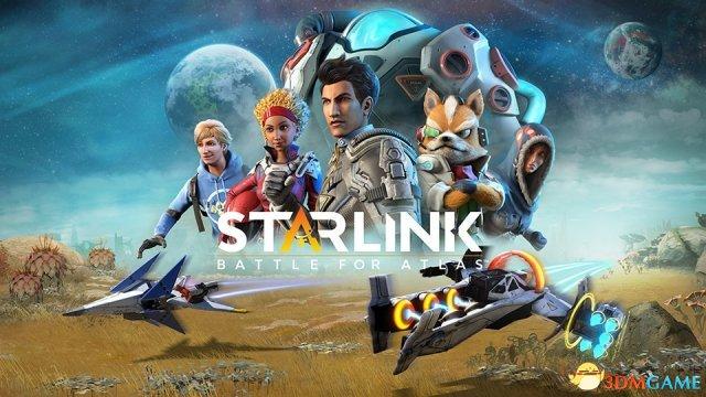 E3 2018:Switch《行星链接》独享星际火狐联动