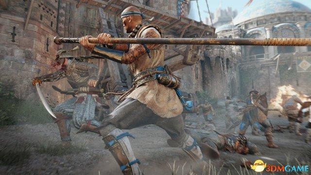 E3 2018:育碧三國《榮耀戰魂》新增4名中國英雄