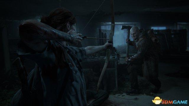 E3 2018:《最后生还者2》实机试玩视频首次公布
