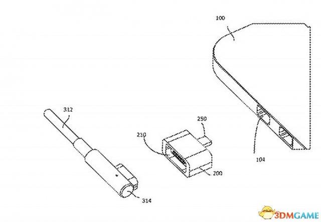 更加便利 苹果提交MagSafe转换USB-C接头专利
