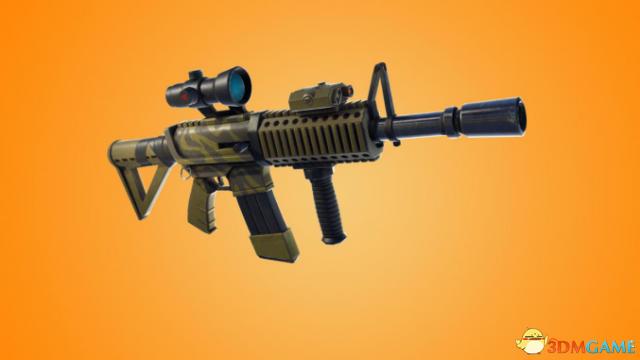 《堡壘之夜》V4.4更新:熱成像瞄鏡突擊步槍上線