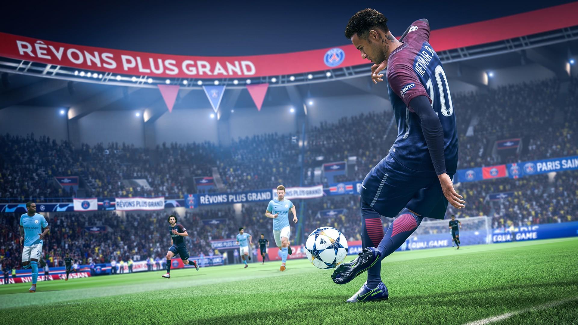FIFA 19插图2