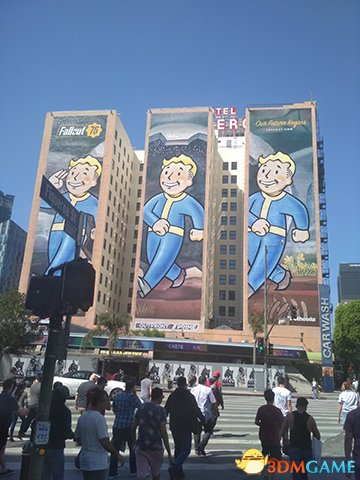 E3 2018异闻录D1:这儿是洛杉矶,这儿是E3