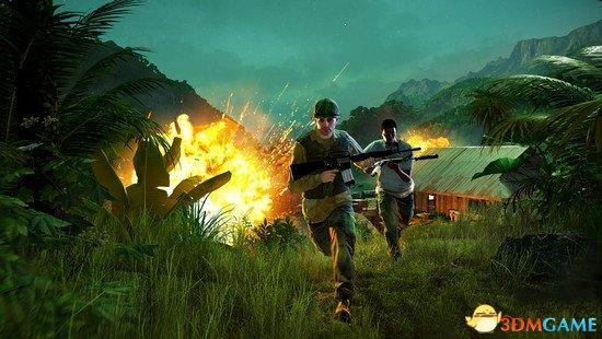 孤岛惊魂5黑暗时刻DLC怎么进 DLC进入方法